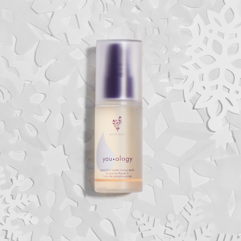 Image featuring: YOU•OLOGY toning spritz.