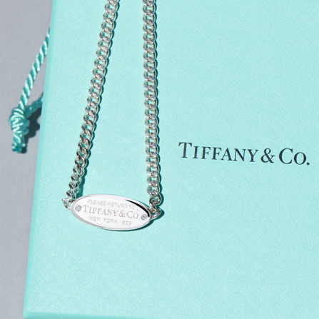 A Tiffany & Co. pendant