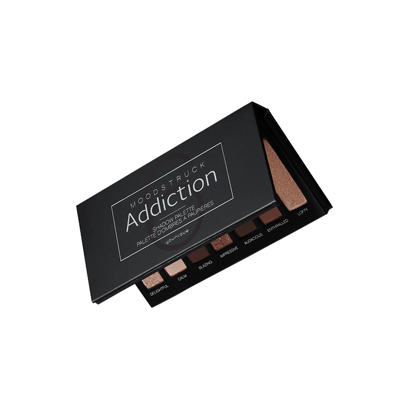 MOODSTRUCK ADDICTION Lidschatten-Palette 6