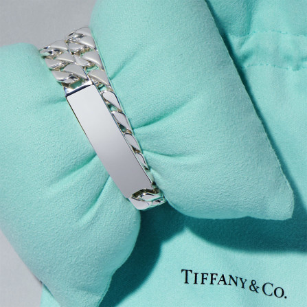A Tiffany & Co. bracelet